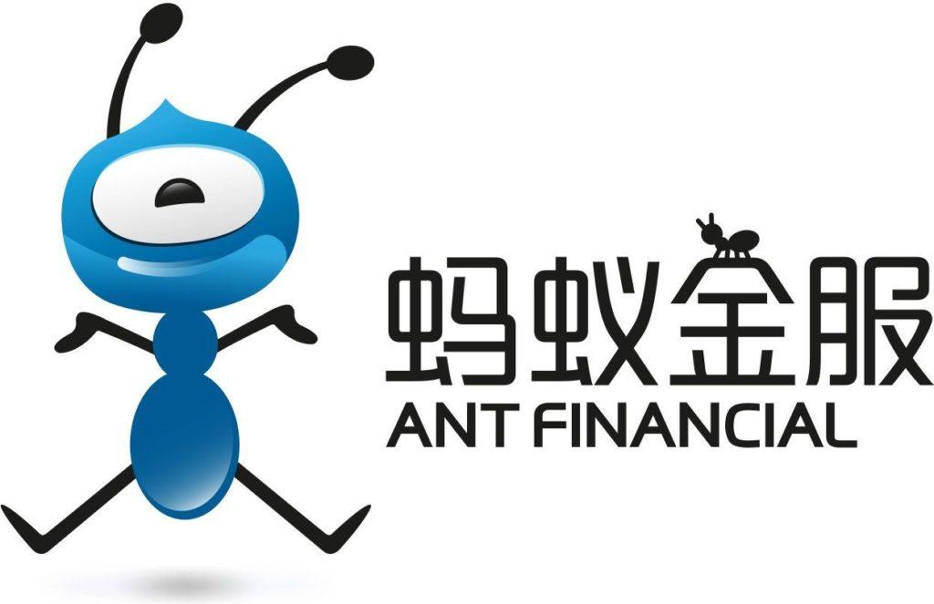 Ant Financial Services Group - systerföretag till Alibaba och ägare av Alipay